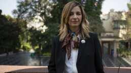 """""""Es un personaje muy complejo"""": Claudia Ramírez sobre su papel en 'Fuego Ardiente'"""