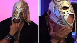 Peluche en el Estuche: El Escorpión Dorado se quitó la máscara por primera vez