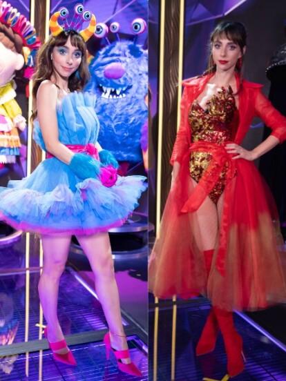 En la segunda temporada de ¿Quién es la Máscara? Natalia Téllez sorprendió con sus looks, los cuales fueron inspirados en algunos de los personajes más coloridos. A continuación, recordamos cada uno de sus vestuarios.