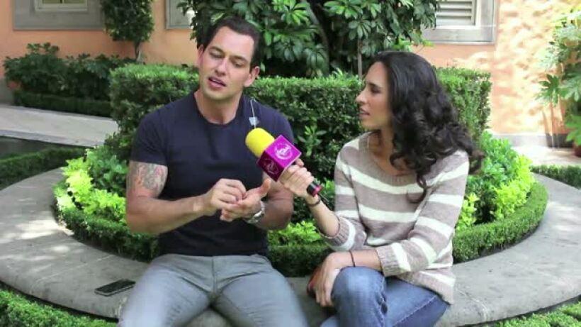 Entrevista con Alejandro Peniche Ni bebas agua que no veas