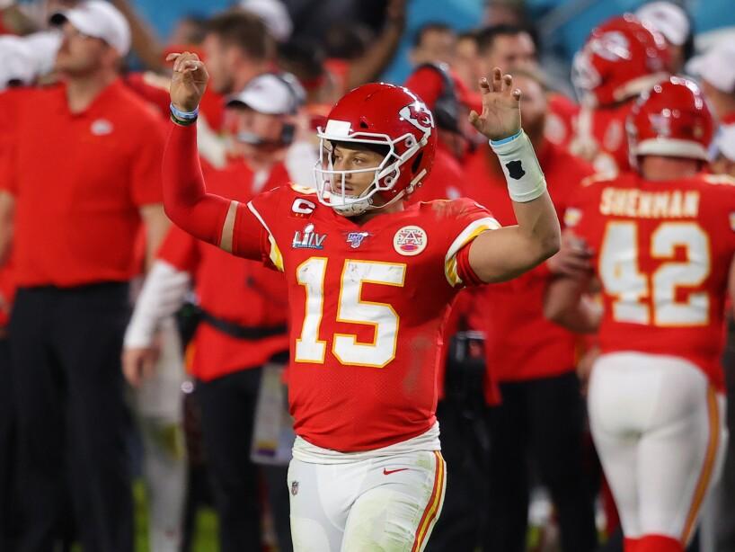 Super Bowl LIV - San Francisco 49ers v Kansas City Chiefs