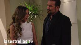 Detrás de Cámaras: Braulio ayuda a Victoria