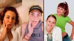 El inesperado reencuentro de Aracely Arámbula y Michelle Vieth a 22 años de 'Soñadoras'