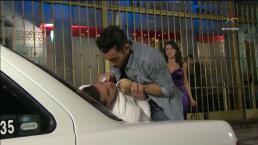 Mariano golpea a Paulo por defender a Teresa