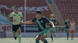 Puebla derrota a Necaxa y se corona en el Sub 17