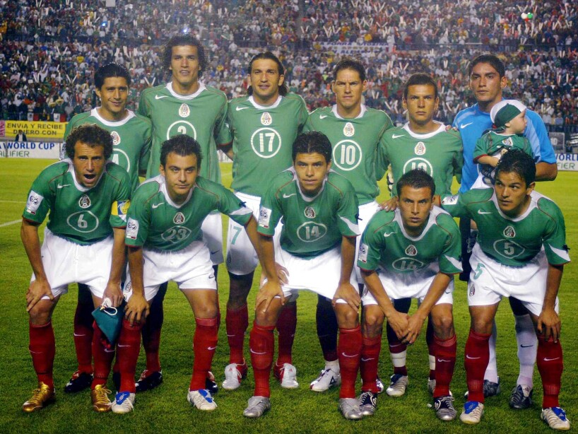 WQC SOC MEXICAN TEAM