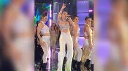 Belinda 'Baila Esta Cumbia' al ritmo de Selena