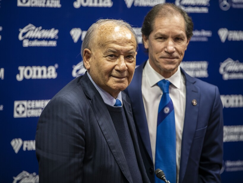 Billy Álvarez hizo la presentación oficial de cara al Torneo Clausura 2020 en las instalaciones de La Noria.