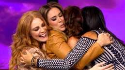 Jacky Bracamontes se despide de las 'Netas Divinas', entre lágrimas y risas