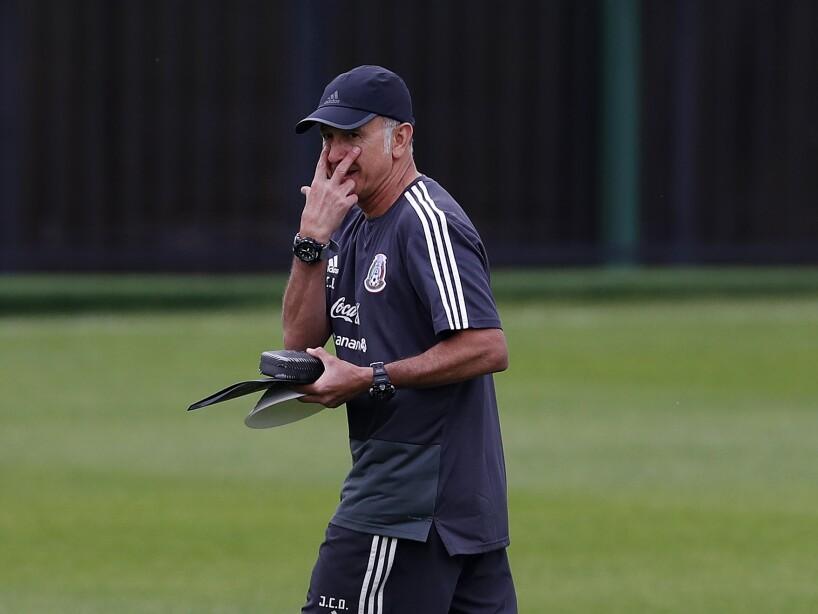 Osorio va con todo contra Alemania