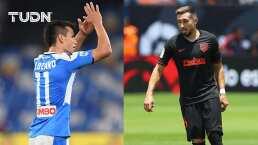 Baja la cuota de mexicanos en Champions League