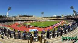 Ciudad Universitaria, el gran protagonista de la Copa por México