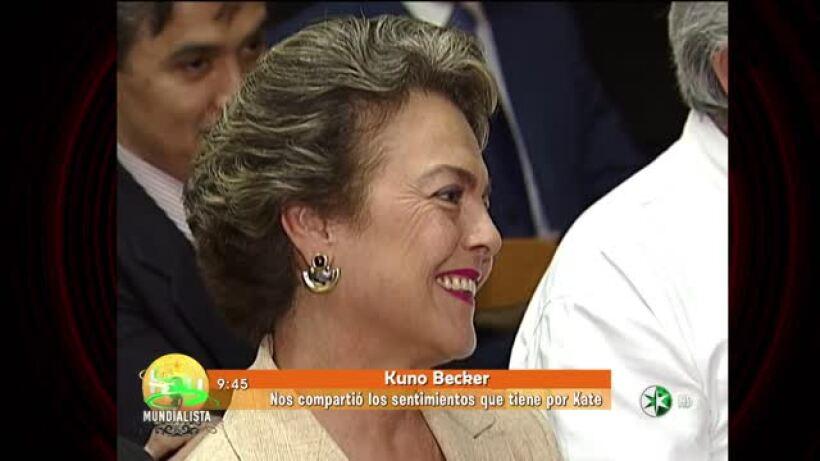 Kuno Becker habla sobre Kate del Castillo