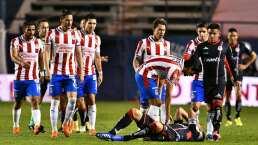 Reportan tensión en vestidor de Chivas tras derrota ante San Luis