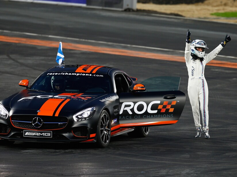 Race Of Champions - Day Two
