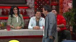 Raúl Araiza cuenta la vez que 'El Burro' se puso una pomada para rozaduras en pleno programa ¡en vivo!