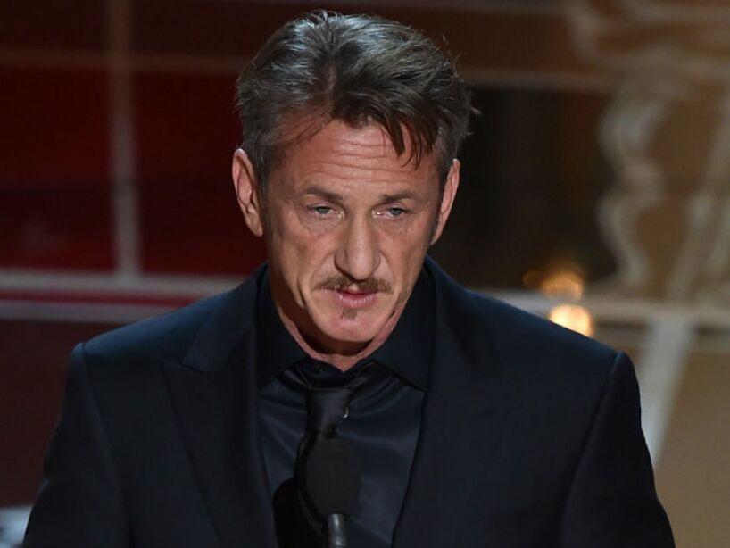 5. Sean Penn: En 1989, Madonna acusó a su pareja de ese entonces, el famoso actor, de abuso doméstico.