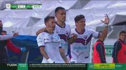 Atlante escala posiciones al vencer 3-0 a Leones Negros