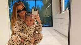 Stormi Webster te robará el corazón al ver cumplir el reto que le puso su mamá, Kylie Jenner