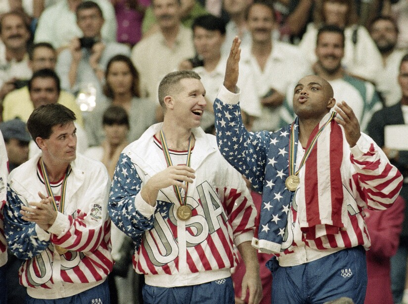 Dream Team Documentary Basketball