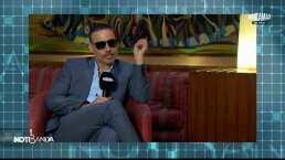 Germán Montero habla de su disco 'Vagabundo'
