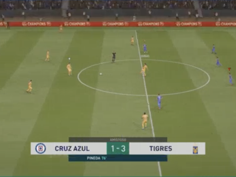 eLiga MX, Cruz Azul vs Tigres, 19.png
