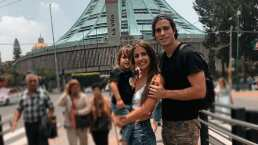 Video: Danilo Carrera pasa un día en familia con Michelle Renaud y su hijo Marcelo