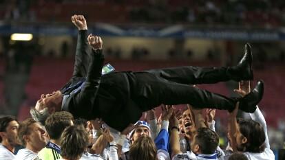 Descubre algunos datos que seguramente no sabías acerca del mítico entrenador italiano Carlo Ancelotti.