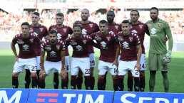 Jugador del Torino en Italia da positivo por COVID-19