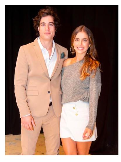 Luego de mantener una relación amorosa por poco más de un año y medio, Michelle Renaud y Danilo Carrera anunciaron su ruptura la tarde de este lunes 25 de enero, a través de sus respectivas cuentas en Instagram.