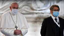 El Papa Francisco recibió a jugadores de la NBA en el Vaticano