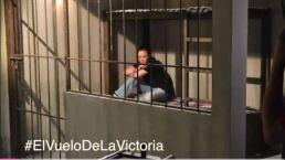 Detrás de cámaras: Elena en la cárcel