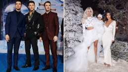 Los Jonas Brothers se divierten con una increíble imitación de las Kardashian
