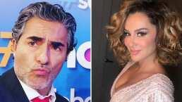 Raúl Araiza y Ninel Conde revelan si protagonizarán apasionado beso en obra de teatro