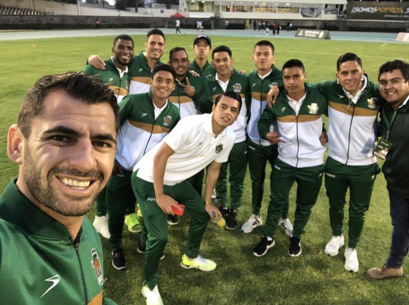 Los visitantes se llevan la victoria del Chivo córdoba con dos goles de Pineda en partido de Copa MX.