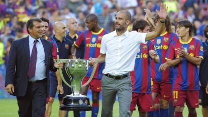 ¿Qué lograron los últimos 10 técnicos de Barcelona? | Estos fueron los estrategas más recientes y sus logros al frente de los culés.