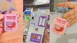 ¿Qué hacer con las envolturas de tu BTS Meal? Tiktokers las convierten en accesorios