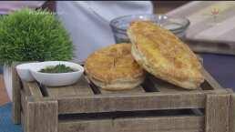Botanas para el Super Bowl: Empanadas de queso con chistorra