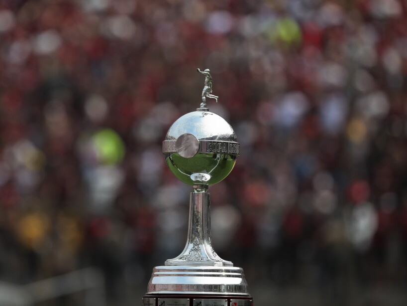 Argentina Brazil Soccer Copa Libertadores