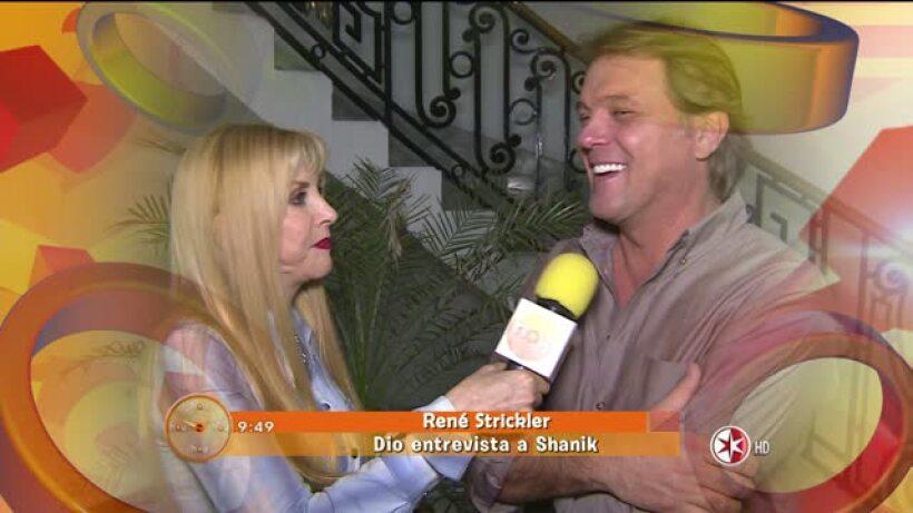 La entrevista de Shanik: René Strickler