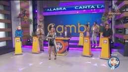"""Andrea Legarreta presume su excelente condición física bailando y cantando un cumbión en """"Hoy"""""""