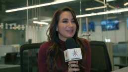 Majida Issa quien interpreta a Alejandra Guzmán en su bioserie revela a que le recuerdan las canciones de la cantante