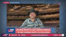 Luis Ángel 'El Flaco' lanzará 'Ni Que Valieras Tanto', su nuevo sencillo