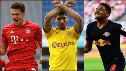 Estas son las mejores fotos que nos dejó la Fecha 29 en el futbol alemán.
