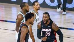 Heat pone a Bucks en la lona