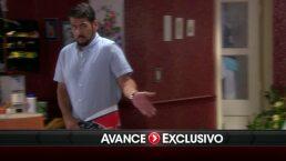 AVANCE EXCLUSIVO: ¡Gabriel sin pantalones!