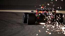 El susto que pasó Checo Pérez en la F1