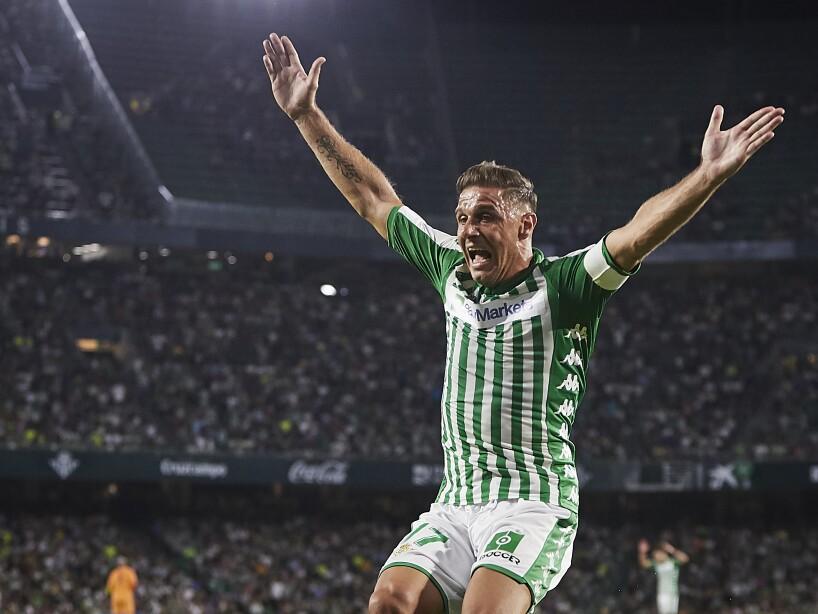 Real Betis Balompie v CD Leganes - La Liga