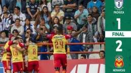 Sambueza debutó con los Tuzos y cayeron en casa frente a Monarcas
