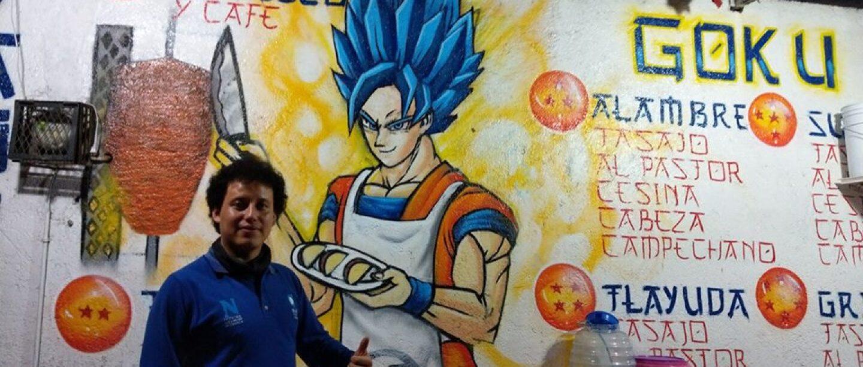 Taquería Goku